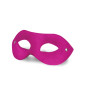 Leather Eye Mask Pink